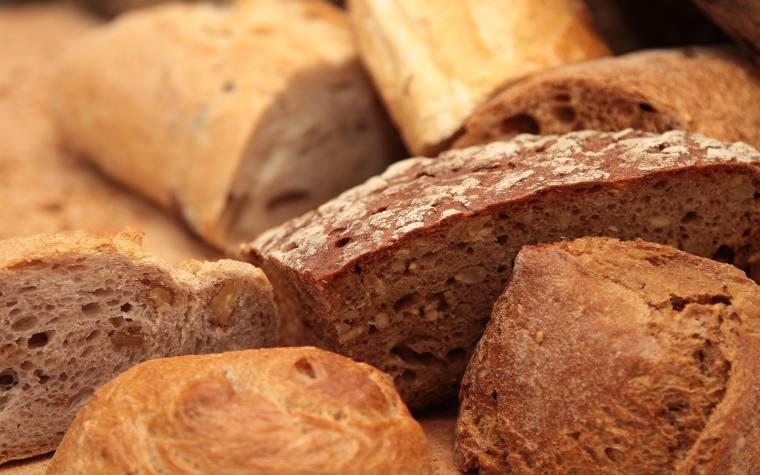 Eine traditionelle Familien-Bäckerei in Recht