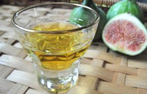 Fig seed oil photo