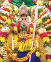 Madhurai Meenakshi Golu Hinduism Navarathri Utsavar Decoration Raja Rajeswari