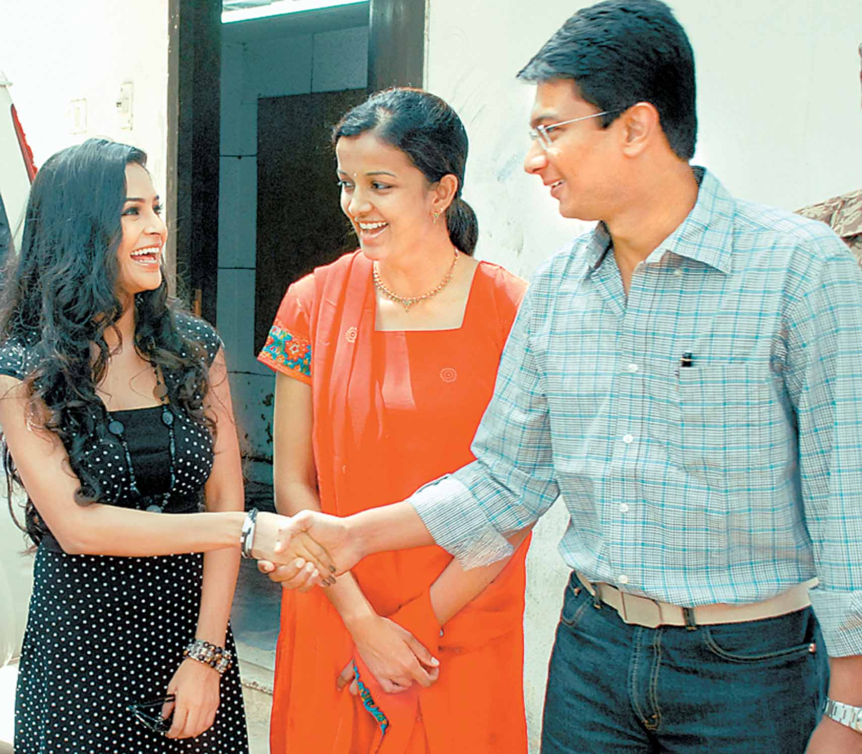 MK Stalin Son with Spouse