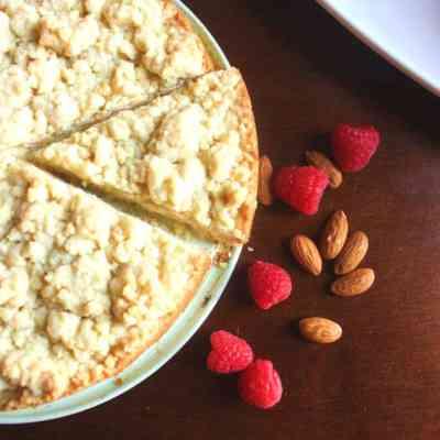 Torta Sbrisolona Recipe