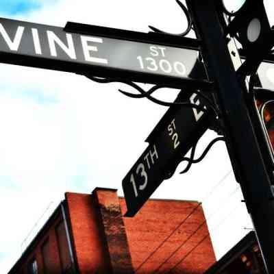 Downtown Cincinnati. Home Sweet Home