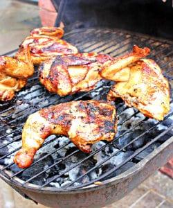 Basic BBQ Grilled Chicken