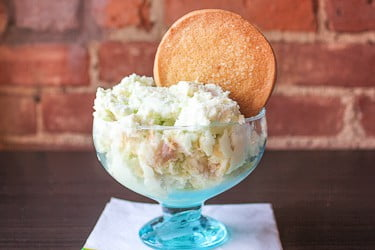 Sugar Cookie Dough & White Chocolate Ice Cream