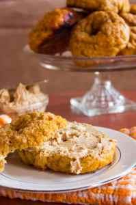 Pumpkin Crunch Bagel