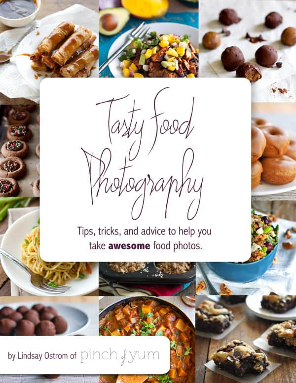 NEW TASTY FOOD PHOTOGRAPHY + GIVEAWAY