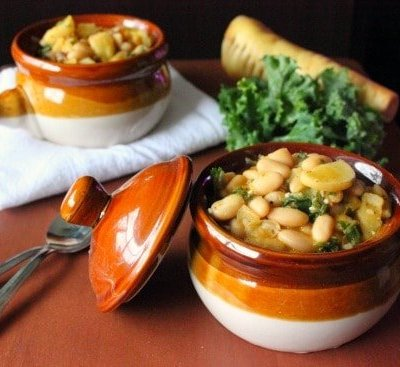 Cannellini Bean & Kale Soup