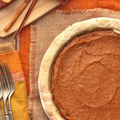 Classic Sweet Potato Pie Recipe