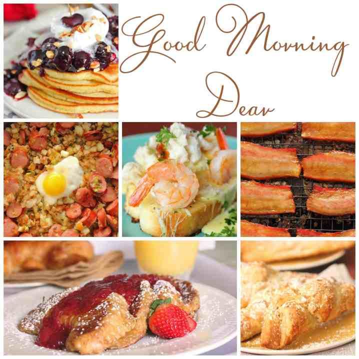 breakfast Collage