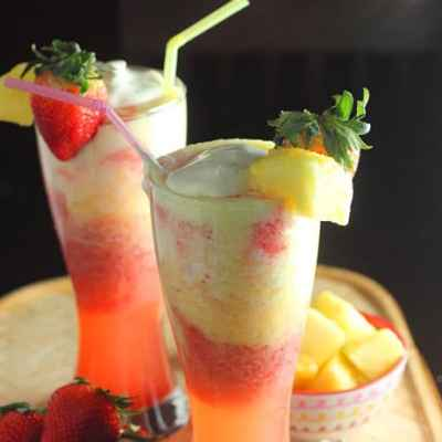 Strawberry Pina Colada & GIVEAWAY