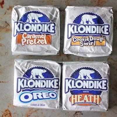 Klondike Variety Bars & GIVEAWAY