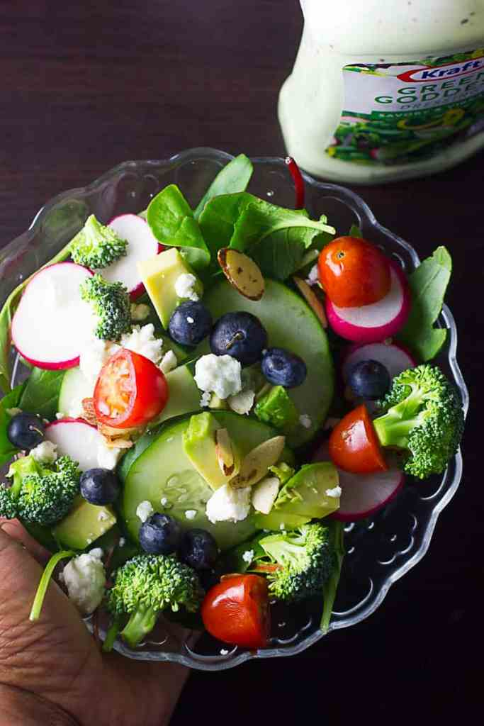 Superfood Detox Salad Recip