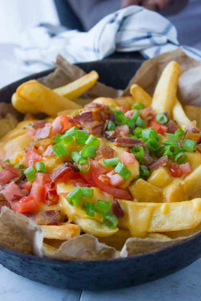 Loaded Poutine Recipe