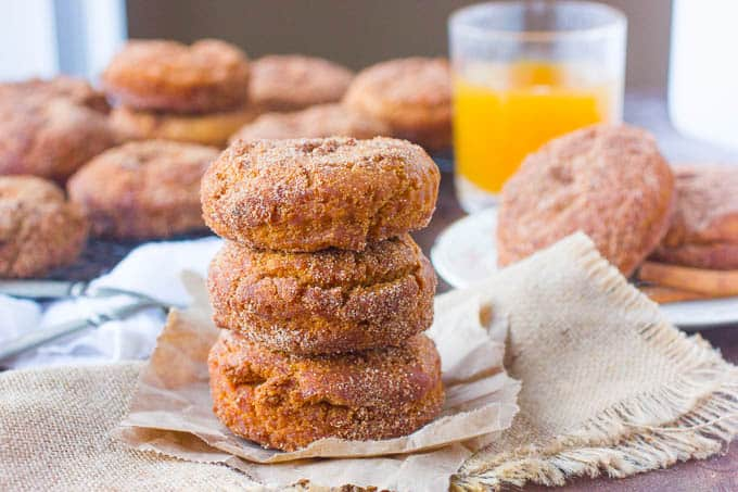 Apple Cider Doughnuts Recipe