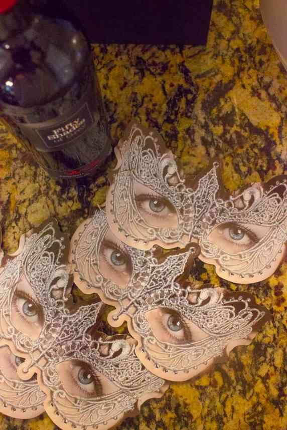 Blackberry & Chocolate Panna Cotta