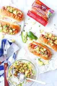 Hawaiian Hot Dogs Recipe