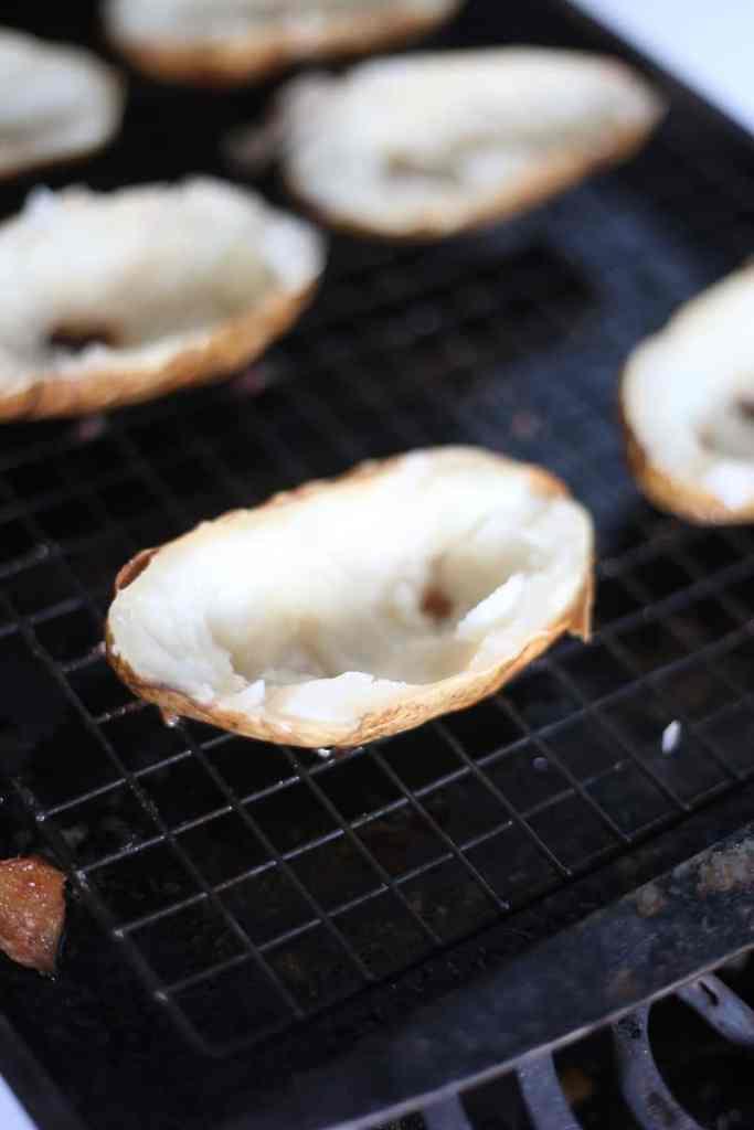 Loaded Potato Skins Recip