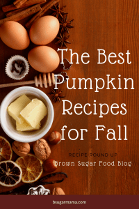 The Best Pumpkin Recipe for Fall