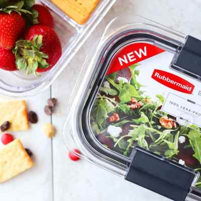 Super Easy Salad & Snack Box Ideas | GIVEAWAY