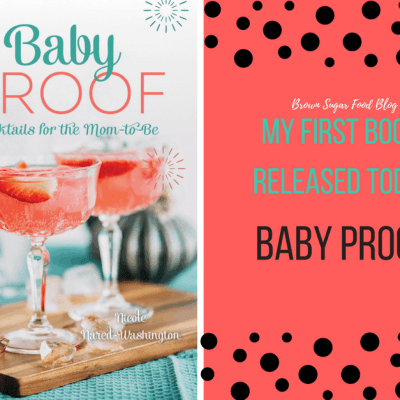 My First Book Released Today: Baby Proof & GIVEAWAY!!!