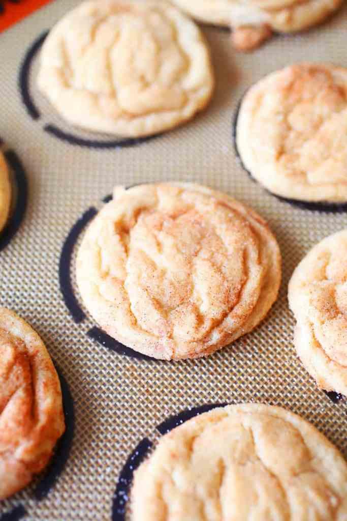 The Best Snickerdoodle Cookies Recipe