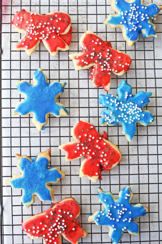 The Best Christmas Sugar Cookie Recipe