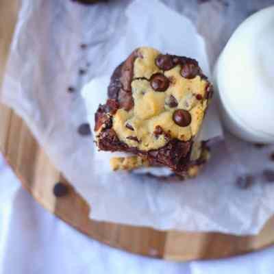 Chocolate Chip Brookie Recipe