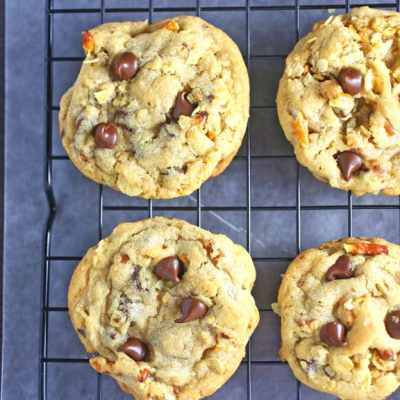 Snack Time Chocolate Chip Cookies Recipe