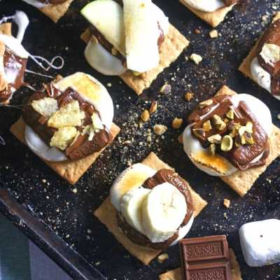How to Make Great S'mores & Memories