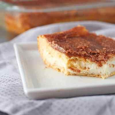 Easy Sopapilla Cheesecake Recipe