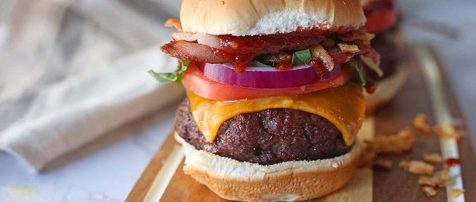 BBQ Bacon Cheeseburger