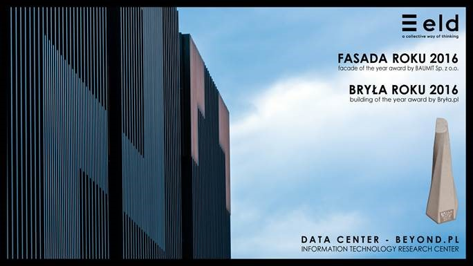 eld gana el premio Bryla al mejor edificio del año en Polonia