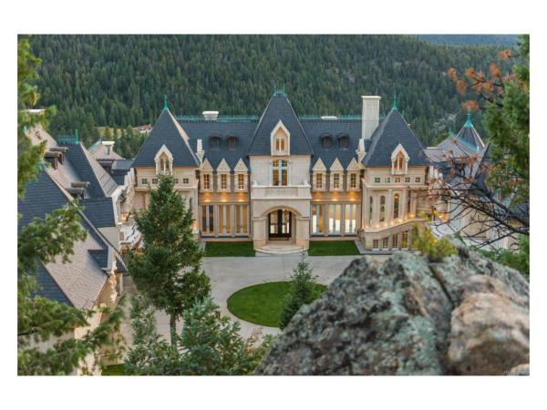 600 Chateau V Road, Evergreen, CO 80439 (#7126023 ...