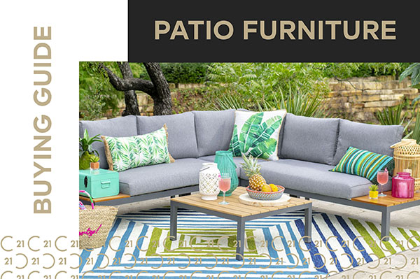 patio furniture buying guide eastern