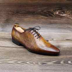 Giày Oxford Patina BTAHOME PA 001-3