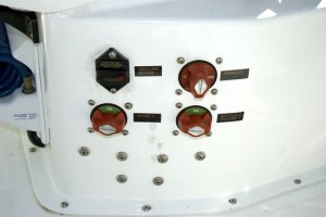 Blue Seas Mini Battery Switches