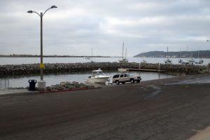 Shelter Island Launch Ramp and Turning Basin