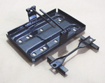 BATTERY TRAY HOLD DOWN BRACKET TOYOTA FJ40 LAND CRUISER