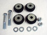 MOTOR MOUNT REPLACEMENT BUSHING KIT GM V8 CONVERSION