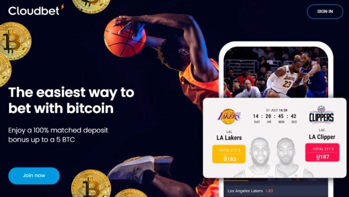 Bitcoin sportsbook Basketball withdrawal