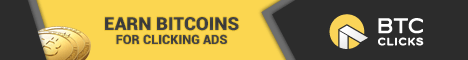 BTCClicks.com Banner
