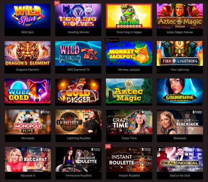 Btc gambling website