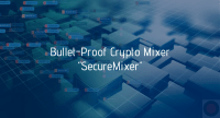 Bullet-Proof Crypto Mixer ''SecureMixer'' Mitigates Crypto Privacy & Security Risks Completely