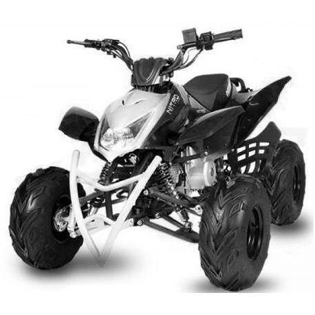 quad jumper rg7 en 110cc btc motors