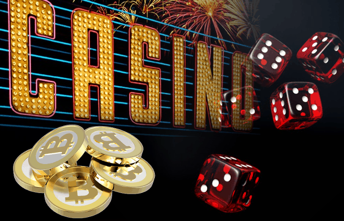 Gold bitcoin slot