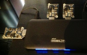 usb hub with ASIC chips