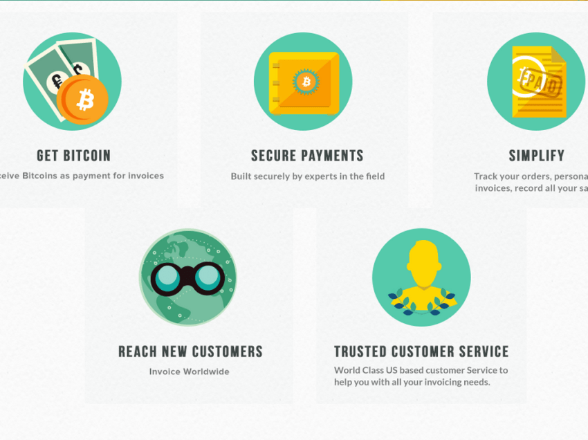 Invoice in US dollars, get paid in bitcoins with Coinvoice