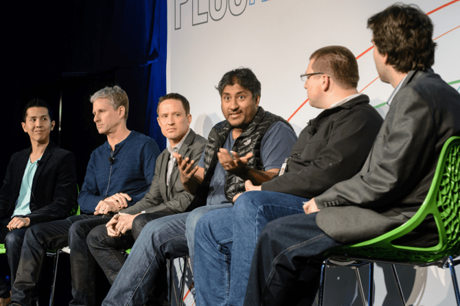 Bitcoin: The Hot Topic at Plug and Play Winter Expo