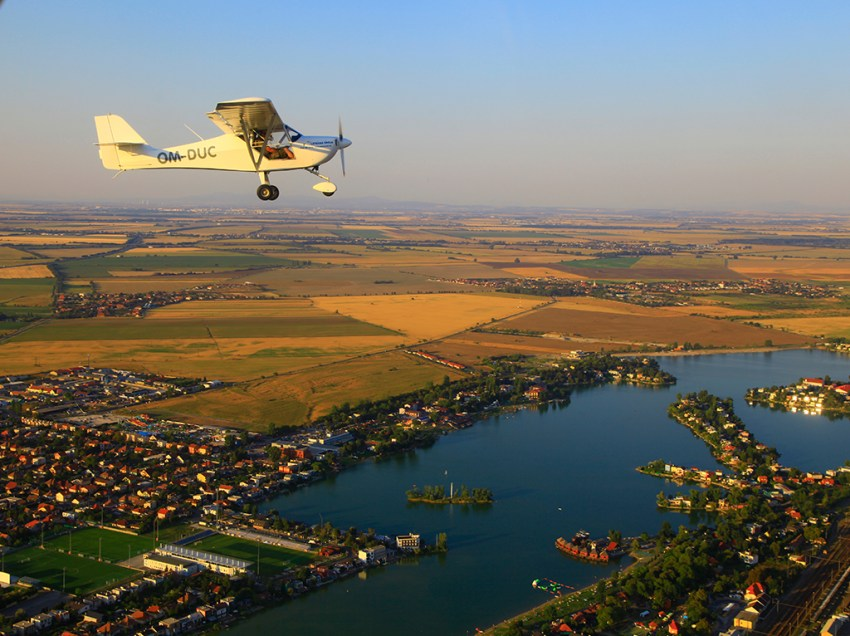 Bitcoin Takes Off at the UK's Top Flying School