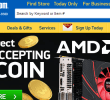 TigerDirect accepts Bitcoin